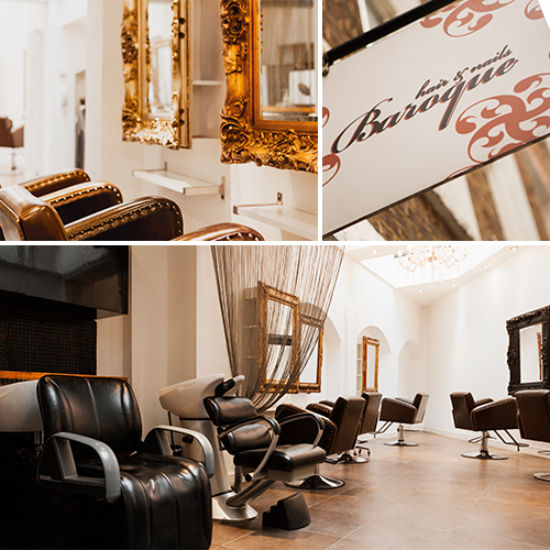 Saloninfo Baroque Hair And Nails