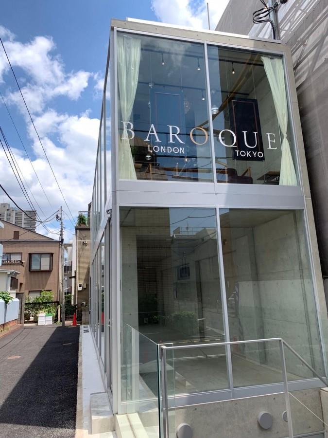 Baroque Tokyo