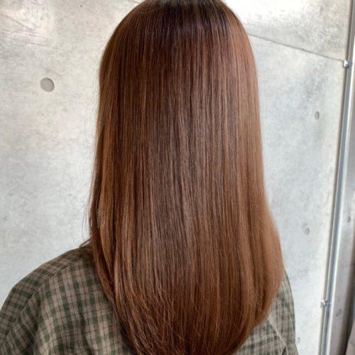 髪質改善トリートメント/Straightening